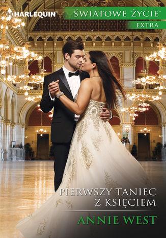 Okładka książki Pierwszy taniec z księciem