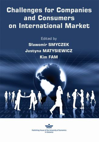 Okładka książki/ebooka Challenges for Companies and Consumers on International Market