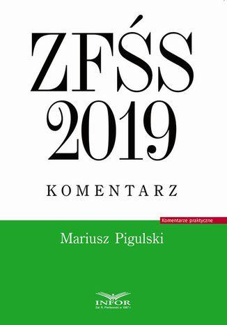 Okładka książki/ebooka ZFŚS 2019 komentarz