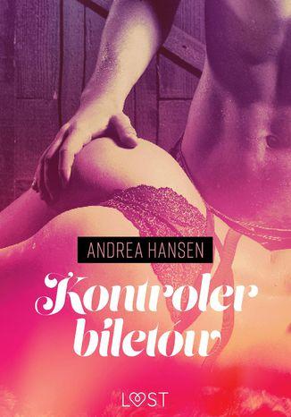 Okładka książki Kontroler biletów - opowiadanie erotyczne
