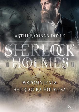 Okładka książki Wspomnienia Sherlocka Holmesa