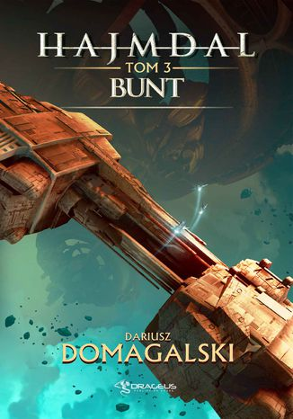 Ebook Hajmdal. Tom 3. Bunt
