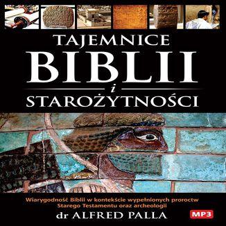Okładka książki/ebooka Tajemnice Biblii i Starożytności