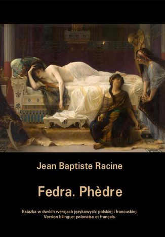 Okładka książki Fedra. Phdre