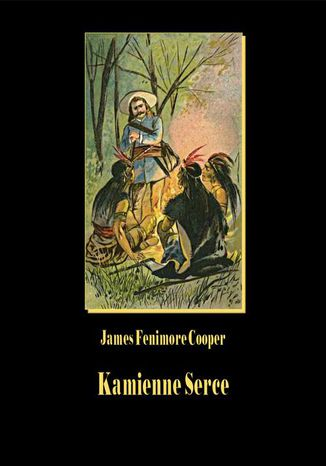 Okładka książki Kamienne Serce