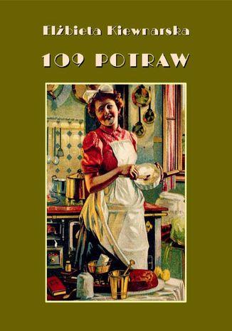 Okładka książki 109 potraw