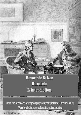 Okładka książki Kuratela. Linterdiction