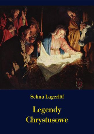Okładka książki/ebooka Legendy Chrystusowe