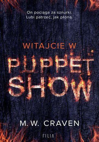 Okładka książki Witajcie w Puppet Show