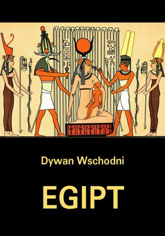 Okładka książki/ebooka Dywan wschodni. Egipt