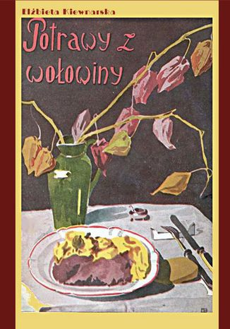 Okładka książki/ebooka Potrawy z wołowiny