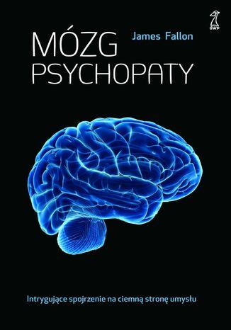Okładka książki Mózg psychopaty