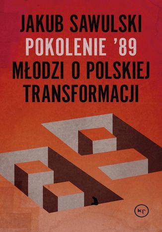 Okładka książki Pokolenie '89