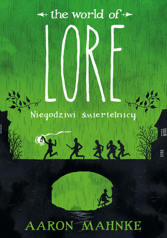 Okładka książki/ebooka Lore. Niegodziwi śmiertelnicy