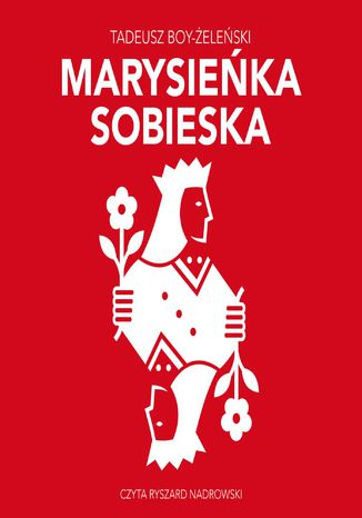 Okładka książki/ebooka Marysieńka Sobieska