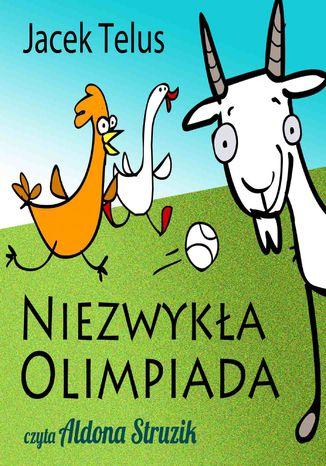 Okładka książki Niezwykła Olimpiada