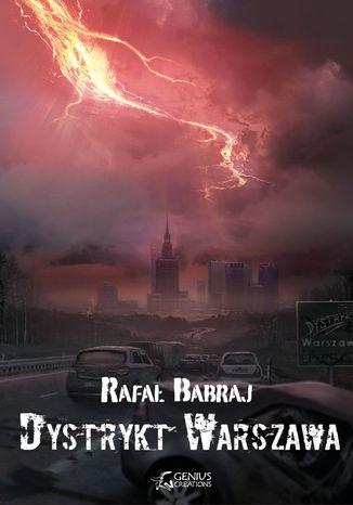 Okładka książki Dystrykt Warszawa