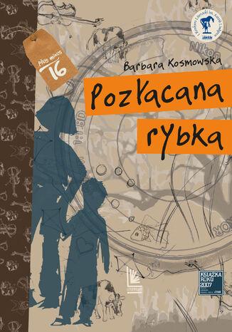 Okładka książki/ebooka Pozłacana Rybka
