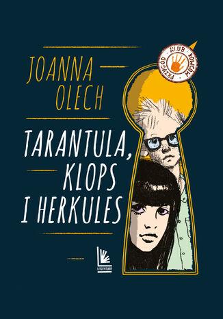Okładka książki/ebooka Tarantula, Klops i Herkules
