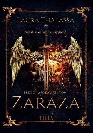 Okładka książki/ebooka Zaraza