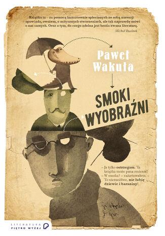 Okładka książki Smoki wyobraźni
