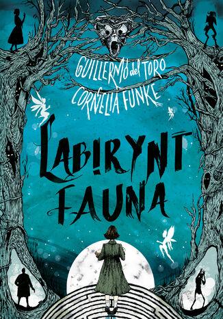 Okładka książki Labirynt fauna