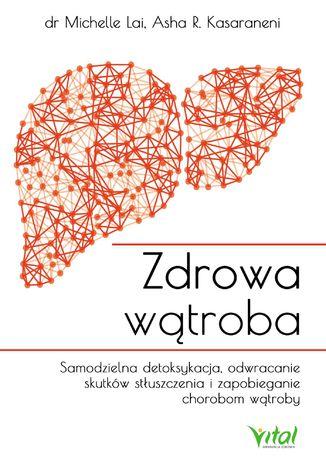 Okładka książki/ebooka Zdrowa wątroba