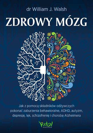 Okładka książki Zdrowy mózg