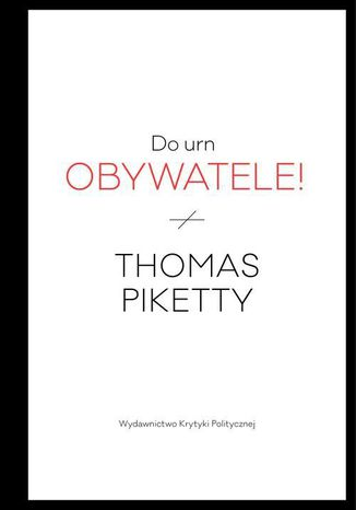 Ebook Do urn obywatele!