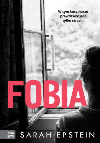 Okładka książki Fobia