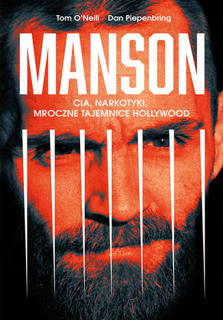Okładka książki Manson
