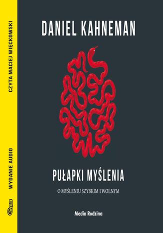 Okładka książki/ebooka Pułapki myślenia