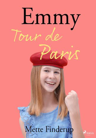 Okładka książki Emmy 7 - Tour de Paris