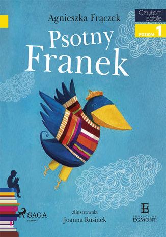 Okładka książki Psotny Franek