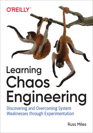 Okładka książki/ebooka Learning Chaos Engineering. Discovering and Overcoming System Weaknesses Through Experimentation