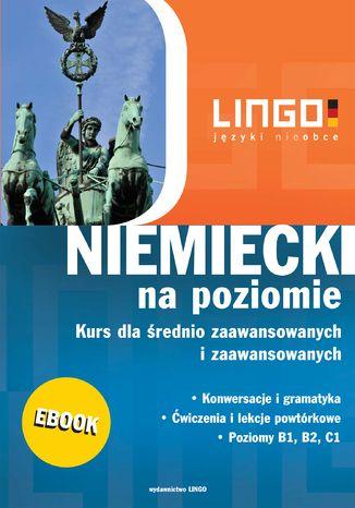 Okładka książki/ebooka Niemiecki na poziomie