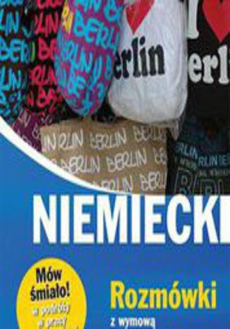 Okładka książki/ebooka Niemiecki. Rozmówki z wymową i słowniczkiem