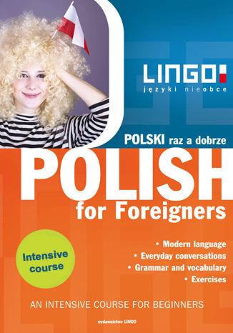 Okładka książki Polski raz a dobrze wersja angielska