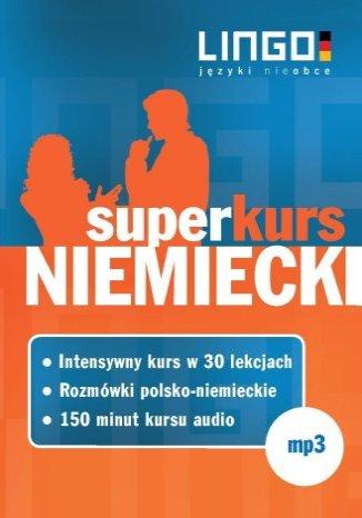 Okładka książki/ebooka Niemiecki. Superkurs