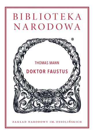 Okładka książki/ebooka Doktor Faustus