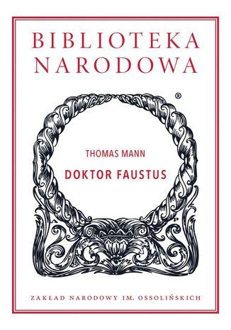 Okładka książki Doktor Faustus