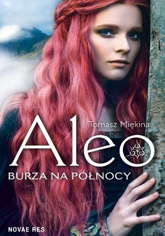 Okładka książki ALEO. Burza na północy