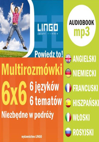 Okładka książki/ebooka Multirozmówki 6x6