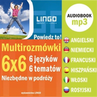 Okładka książki Multirozmówki 6x6