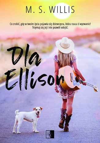 Okładka książki Dla Ellison