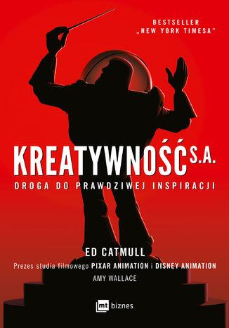 Okładka książki/ebooka Kreatywność S.A