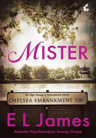 Okładka książki Mister