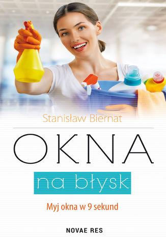Okładka książki/ebooka Okna na błysk