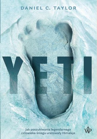 Okładka książki Yeti