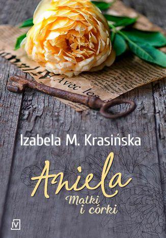 Okładka książki Aniela